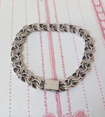 Vintage narukvica od srebra AKCIJA 380 kn!