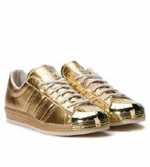 Adidas Superstar 80s 'Metallic' Gold