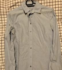 ZARA Basic Košulja Plava