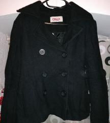 Only kratki crni kaput
