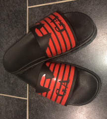 Armani papuce MUSKE