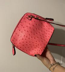 Neon pink torbica