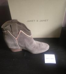 Janet & Janet čizme, 37