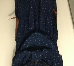 Pull & Bear haljina s remenom M/L