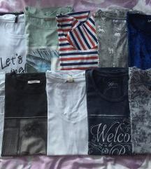 Lot 11 majica kratki rukav