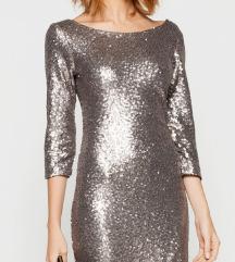 Sequin haljina dizajnerska
