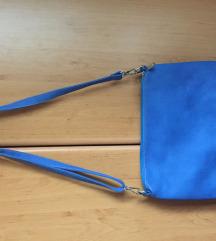 svijetloplava torba(ili set uz cipele)
