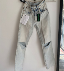 NOVO light blue skinny jeans
