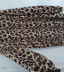 Leopard haljina 36