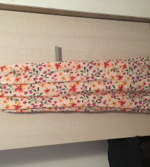 Cvijetna haljina duga