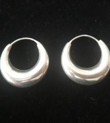 Debele alke 925 srebro