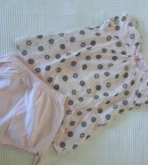 Novo! Absorba!Tunika/haljina i kratke hlačice
