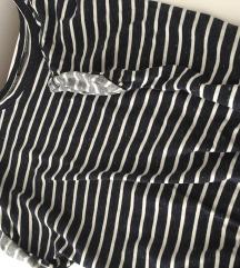 Zara prugasta široka majica