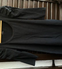 Bodycon crna haljina H&M