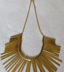 Mango zlatna ogrlica
