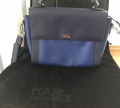 Karl Lagerfeld torba, original, kao nova