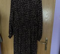 Leopard haljina H&M