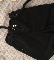 Hm paperbag jeans hlacice s pt