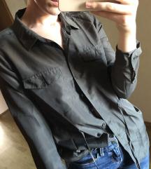 maslinasta košulja/tunika