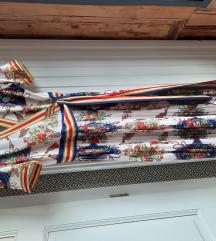 potpuno nova šarena plisirana haljina BUBBA