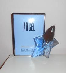 Mugler Angel parfem, Tisak uključen
