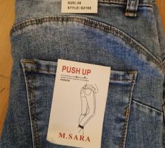 Traperice push up