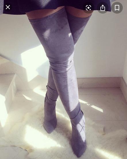 Visoke čizme Cavallino 👢