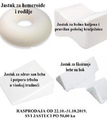 AKCIJA-ANATOMSKI JASTUCI po 50,00 kn