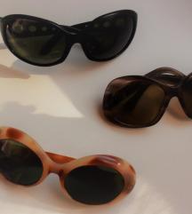 Vintage sunčane naočale