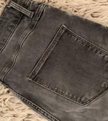 Zara sive hlače