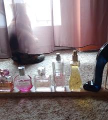 Lot parfema