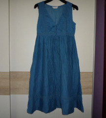 Top Shop petrolej plava haljina vel.36/38