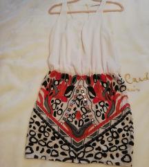 zara haljina sa perlicama