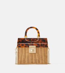 Zara city torbica u obliku kućice - NOVA!