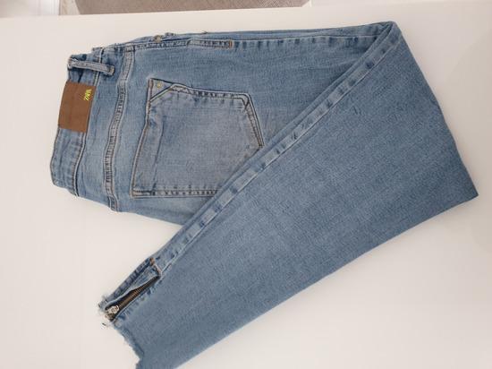 Zara skinny traperice 40