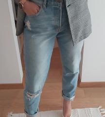 Zara mom traperice 38