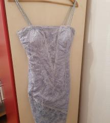 Haljina čipkasta
