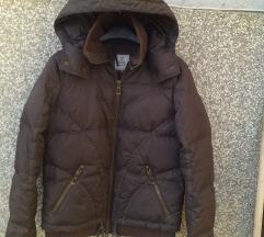 %%%%ESPRIT smeđa zimska jakna L