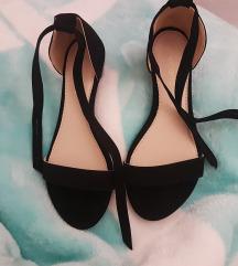 Sandalice na vezanje