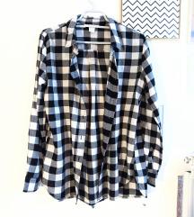 H&M karirana košulja (XS)