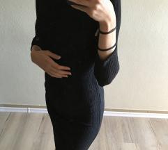 tally weijl crna haljina - narukvica na poklon