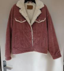 Ružičasta jakna od santa