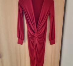 Asos crvena haljina ❣