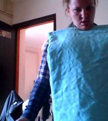 prekrivač tirkizni
