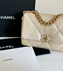Chanel 19 ORIGINAL torba