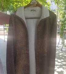 Krzneno-kožna jakna