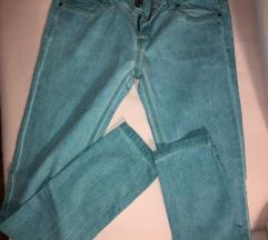 Tirkizne hlače