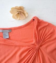 H&M narančasta majica