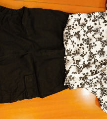 Lot košulja i suknja, vel 36/38