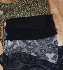 Lot haljine S/M